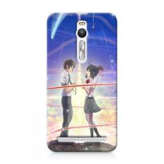 Jual Premium Case Best Love Anime Asus Zenfone 2 Hard Case Cover Original