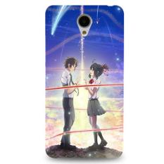 Spesifikasi Premium Case Best Love Anime Xiaomi Redmi Note 4 Hard Case Cover Yg Baik