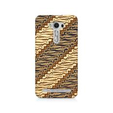 Premium Case Java Batik Indonesia Culture Asus ZenFone 2 Laser (5.5 inch) Hard Case Cover