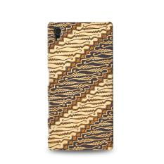 Premium Case Java Batik Indonesia Culture Sony Xperia Z5 Hard Case Cover