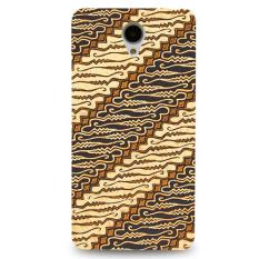 Premium Case Java Batik Indonesia Culture Xiaomi Redmi Note 2 Hard Case Cover