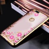 Promo Premium Chrome Soft Case Fashion Tpu Flower Xiaomi Mi A1 Mia1