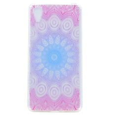 Premium Durable Soft TPU Cover Case for Sony Xperia X Performance (Thorn Apple) - intl
