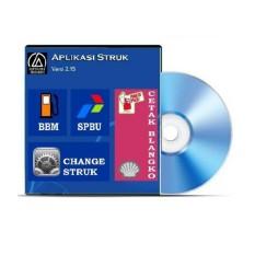 Premium DVD Software Aplikasi Struk BBM / SPBU Pom Bensin Terbaru