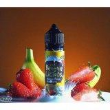 Jual Premium Liquid Bananalicious Banana Cream Strawberry Cmw E Vape Vaping Vapor Vaporizer Branded