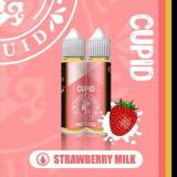 Premium Liquid Cupid Strawberry Milk By Daily Vape 60Ml 3Mg Nic Dailyvape Murah Di Jawa Barat