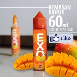 Beli Premium Liquid Exo Exotic Mango By Monk Ejuice 60Ml 3Mg Nic Online Indonesia