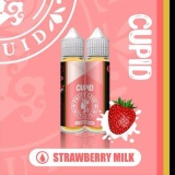Jual Premium Liquid Fruit Line Fruitline Cupid Strawberry Milk Murah E Vape Vaping Vapor Vaporizer Liquid Murah