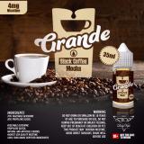 Toko Premium Liquid Grande Black Coffee Mocha 35Ml 4Mg Murah E Vape Vaping Vapor Vaporizer Terdekat