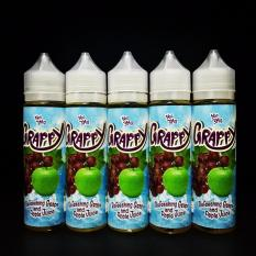 Beli Premium Liquid Grappy Grape Apple Cmw Murah E Vape Vaping Vapor Vaporizer Seken