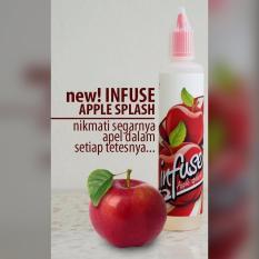 Spesifikasi Premium Liquid Infuse Apple Apel Slash By Monk Murah E Vape Vaping Vapor Vaporizer Terbaru