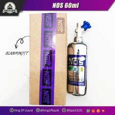Beli Premium Liquid Nos Blackforrest Blueberry Mint 60Ml Malaysia By N*K*D Nation Murah E Vape Vaping Baru