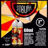 Beli Premium Liquid Sobuah Sop Buah 60Ml 30Mg Murah E Vape Vaping Vapor Vaporizer Online Murah