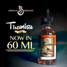 Berapa Harga Premium Liquid Tiramisu Cream By Emkay Murah E Vape Vaping Vapor Vaporizer Liquid Di Jawa Barat