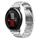 Jual Premium Stainless Steel Band Strap Untuk Huami Amazfit Smart Watch Intl Oem Murah