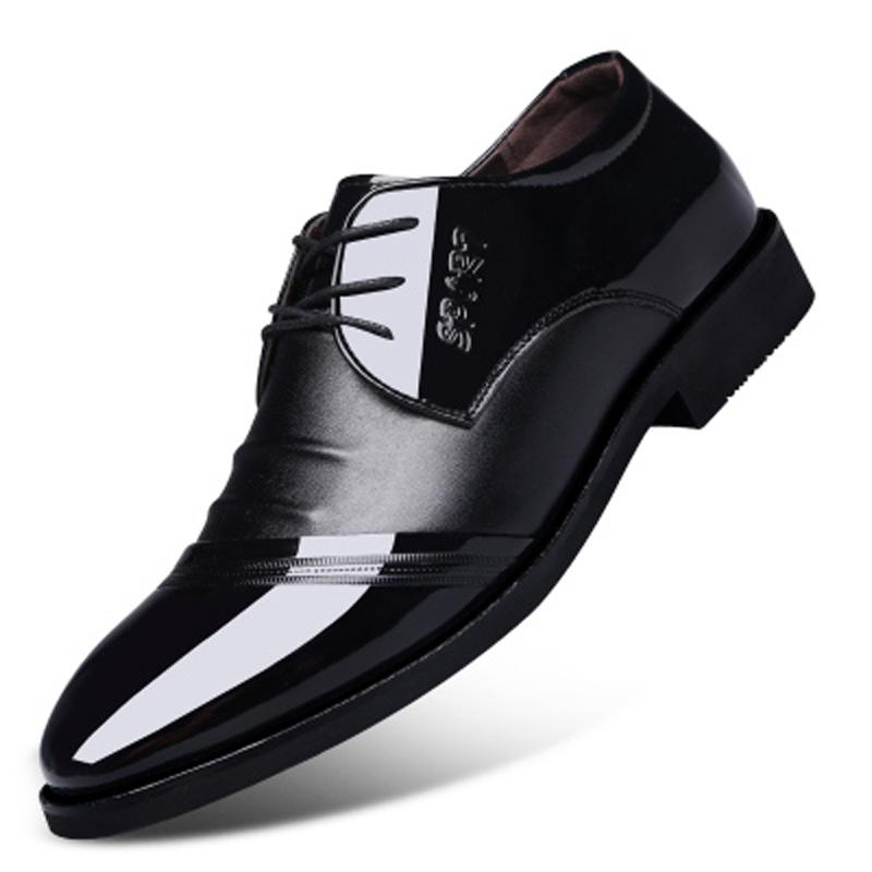 Promo Pria Inggris Sepatu Golden Goose Sepatu Kulit Pria Sepatu Pria Hitam 1653 Kulit Hitam Sepatu Pria Sepatu Kulit Sepatu Kerja Sepatu Formal Pria Murah