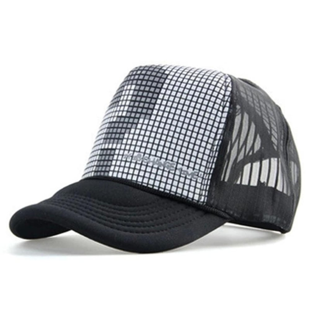 Pria Wanita Golf Mesh Topi Olahraga Trucker Visor Adjustable Snapback Bisbol  Topi Putih-Intl 1e4e8312c3