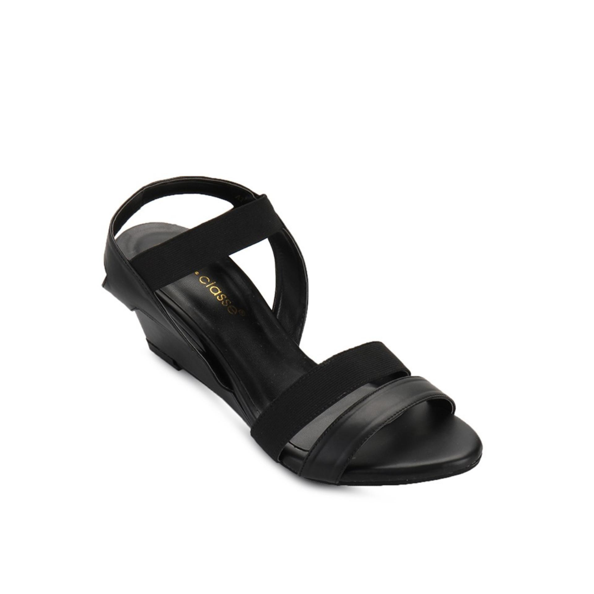 Review Tentang Prima Classe Slingback Sandals Black