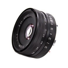Prime Fixed Lens For Digital Mirrorless Cameras Nex 3 Nex Nex 6 7 A5000 A510 - Intl By Airforce.