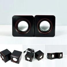 Prime Mini Digital Speaker Dual USB Multimedia