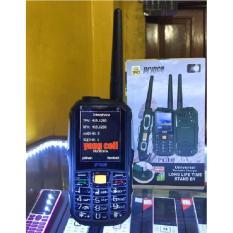 Prince PC 10 PC10 PC-10 HP Bisa HT Powerbank 12.000 MAH (ALDO 007 BRANDCODE B68) - Black