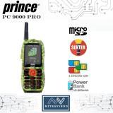 Jual Prince Pc 9000 Special Edition Army 3 Sim Card Hijau Loreng Branded Murah
