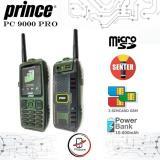 Spesifikasi Prince Pc 9000 Triple Sim Batere 10000 Mah Baru