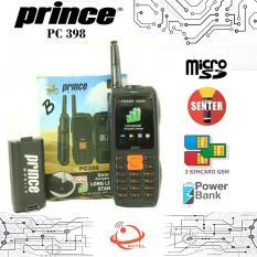Miliki Segera Prince Pc398 Pro Powerbank Hp 2 4 10000 Mah Outdoor Triple Sim
