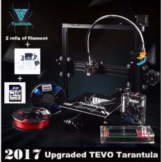 Printer 3D I3 Aluminium Extrusion 3D Printer kit 3d printing 2 Roll Filament 8GB SD card Titan Extruder As Gift