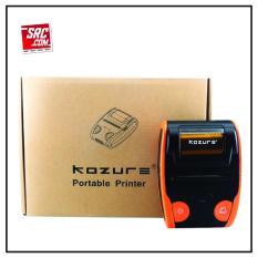 Spesifikasi Printer Bluetooth Portable Kozure Bp806 Mini Thermal Orange Terbaik