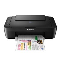 Printer Canon PIXMA E410 (Print, Scan, Copy) All in One Printer RESMI