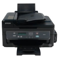 Printer EPSON All In One InkJet Black Tank System M200 Resmi ( Print,Scan,Copy + Ethernet Port )