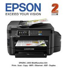 Printer EPSON L1455 - Print Scan Copy Fax WIFI