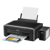 Harga Printer Epson L360 Garansi Resmi Original Ink Included