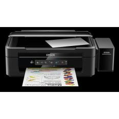 Printer Epson L385 Wifi All In One Ink Tank Printer/ 4In1/ Pscw  Peripheral Komputer