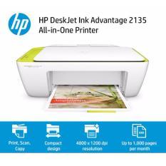 Printer HP Deskjet 2135 Ink Advantage - Print Scan Copy
