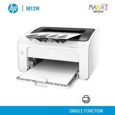 Printer HP LaserJet Pro M12W (Single Function)