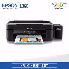 Harga Printer Ink Jet Murah Epson L360 Original Multifungsi New