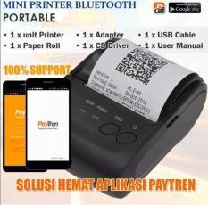 Printer Murah Portable Bisa Cetak Dari Android Iphone - Printer Kasir Portable Cocok Buat Usaha PPOB BRI - PPOB Bukopin - Paytren - Mesin Kasir