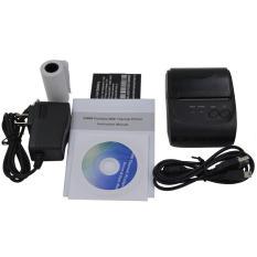 Printer Zjiang 5802 Thermal Bluetooth