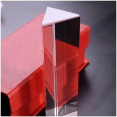 Prisma Kaca 15cm Untuk Efek Fotografi dan Edukasi Difraksi/Dispersi Cahaya Pelangi