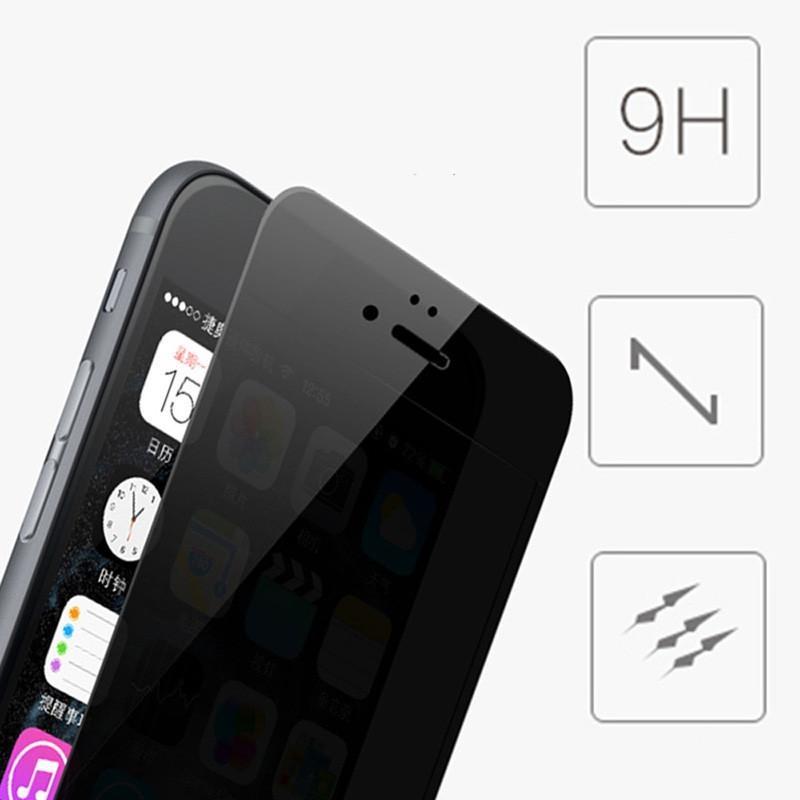 Privasi Anti Spy Film Pelindung Anti Gores Untuk Iphone 6 S 4 7 Hitam Original