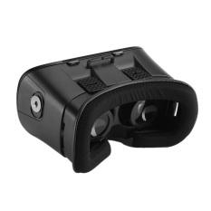 Pribadi VR Virtual Reality Kacamata Headset 3D Kacamata DIY 3D Film Permainan Kacamata dengan Magnetic Switch Head-Mount Headband untuk Iphone Samsung/Semua 3.5 ~ 6.0  X9D Ponsel Pintar-Intl