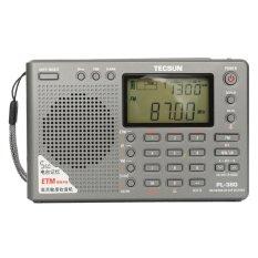 Perbandingan Harga Pro Tecsun Pl 380 Dsp Pll Fm Mw Sw Lw Digital Stereo Radio Dunia Band Receiver Grey Intl Oem Di Indonesia
