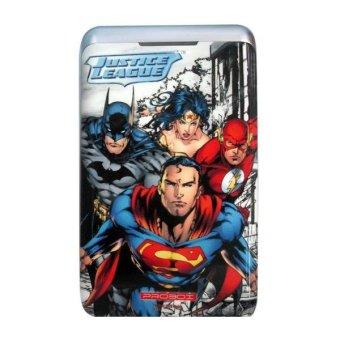 Probox Powerbank Edisi Justice League DC Comic - 7800 mAh