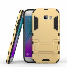 ProCase Kickstand Hybrid Armor Iron Man PC+TPU Back Cover Case for Samsung Galaxy A720