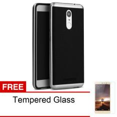 Beli Procase Neo Hybrid Untuk Xiaomi Redmi Note 3 Silver Gratis Tempered Glass Yang Bagus