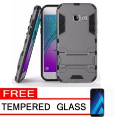 Rp 25.000 ProCase Shield Rugged Kickstand Armor Iron Man PC+TPU Back Covers for Samsung ...