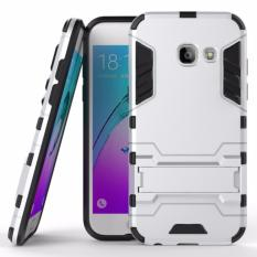 Rp 19.000 ProCase Shield Rugged Kickstand Armor Iron Man PC+TPU Back Covers for Samsung