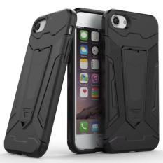ProCase Transformer Kickstand Slim Armor Hardcase for Iphone 5 / 5s - Black